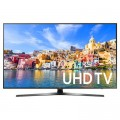 4K Samsung จอโค้ง 55quot; UHD 4K Curved Smart TV 55KU6300