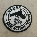 Embroidery patch GLOCK pistol