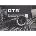 OTS Military Watch Black OPS
