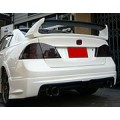 Spoiler Civic 06-09 Mugen RR (ABS)