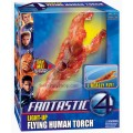 FLYING HUMAN TORCH