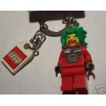 LEGO Exo Force Takeshi Warrior Keychain