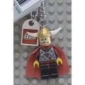 Lego Viking Commander Keychain