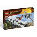 Lego 7198 Indiana Jones  Fighter Plane Attack