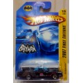 Hot Wheels 2007 First Editions 1966 TV Series Batmobile 15/36