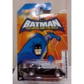 Hot Wheels 2012 Walmart Exclusive Batman series 02/08 BATMAN: THE BRAVE AND THE BOLD BATMOBILE new