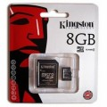 Kingston Micro SDHC Class4 Memory Card 8GB Original Genuine