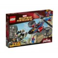 LEGO Superheroes 76016 Spider-Helicopter Rescue โดย Lego