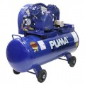 ปั๊มลม PUMA PP-2 Air Compressor 1/2 HP.650 RPM, displacement 119.61/min,capacity 64 litres, max pres