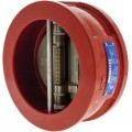 NIBCO KW-990-ELF Wafer Check Valve ,ductile iron body, UL/FM approved for wp.300psi.