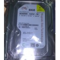 New MDT 80GB 3.5 SATA 7200 RPM