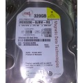 New Hard Disk MDT 320GB ATA-100 3.5 IDE 7200 RPM
