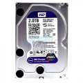 2 TB. SATA-III Western Purple (64MB, 7200rpm) For PC CCTV WD20PURX-64P6ZY0