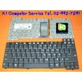 Keyboard Notebook gt; HP/COMPAQ EVO N600C N600V Series gt; P/N : 241428-001