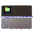 Keyboard Notebook gt; HP pavillion DV4 / silver color