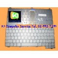 Keyboard gt; DELL XPS M1210 Series gt; P/N : V-0621BIAS1, NG734/White