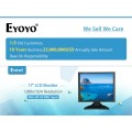 Eyoyo Monitor LCD 17 Inch HD HDMI VGA AV BNC and Port USB