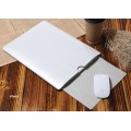 ซอง Taikesen PU Sleeve Case Bag Laptop Cover for Macbook 12 inch - Silver