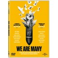 S16111D WE ARE MANY/รวมพลคนเปลี่ยนโลก DVD