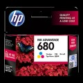 HP 680 TRI-COLOR INK (F6V26AA)