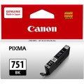 CLI-751BK CANON BLACK INK ORIGINAL