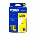 LC-38Y ฺBROTHER CYAN INK CARTRIDGE