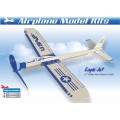 RP-029 FIGHT JET  BALSA RUBBER POWER AIRPLANE