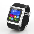 3G Smart Phone Watch สีดำ
