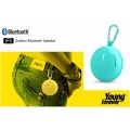 miFa Young Forever Bluetooth Speaker ลำโพง Bluetooth รุ่น F1 สีฟ้า