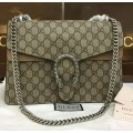 Gucci Dionysus Gg Supreme Shoulder Bag Top mirror 7 stars