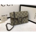 Gucci Dionysus GG Supreme super mini bag Top mirror 7 stars