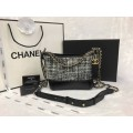 Chanel  gabrielle small tweed bag