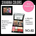 SIVANNA COLORS : PRO MAKE UP HF-644 (no.2)