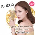Gold Splash Essence with Bee Venom Cathy Doll แบบซอง!! 5g.(1 กล่อง 12 ซอง)