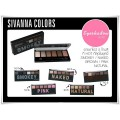 Sivanna Colors eyeshadow เบอร์3 BROWN (HF312)