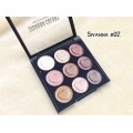 sivanna colors velvets eyeshadow HF4002 (เบอร์ 02)
