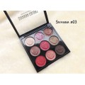 sivanna colors velvets eyeshadow HF4002 (เบอร์ 03)