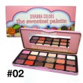 SIVANNA COLORS the Sweetest Palette No.02 (HF7006)