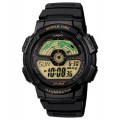 Casio Standard World Time Map รุ่น AE-1100W-1BVDF