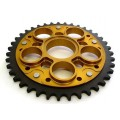 Supersprox สเตอร์ หน้า 14T และหลัง 38T สำหรับ DUCATI 1098, STREETFIGHTER/(S) (REAR  FRONT SPROCKETS)