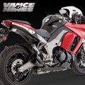 VANCE HINES DUAL (URBAN BRAWLER BLACK) SLIP ON EXHAUST NINJA1000 / Z1000 ปี 10-14