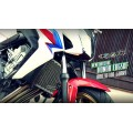 RADIATOR GUARD MOTORUN FOR CB650F (2014)
