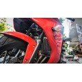 RADIATOR GUARD MOTORUN FOR CBR650F (2014)