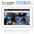 "GADMEI T820 8"" HI_RES. CAPACITIVE TOUCH-SCREEN ANDROID 2.2 TABLET PC"