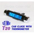 SEIMA T20 – Digital Clock With Thermometer