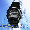OHSEN – 1121-1 : Alarm / Chronograph Sports Watch