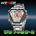 WEIDE – WH1102-2: Dual System with Hidden LED Sports Watch
