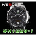 WEIDE – WH1009-1: Dual System with Hidden LED Sports Watch