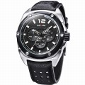 WEIDE WH3306-1 Men Sports Watch [Black-White]
