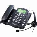 HION DT40 Headset  Handset Telephone w/ VT200 Headset